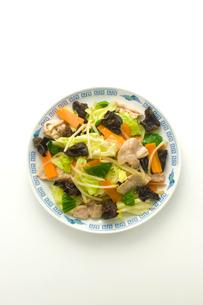 野菜炒めの写真素材 [FYI01411114]