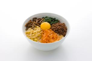 ビビンバ丼の写真素材 [FYI01411219]