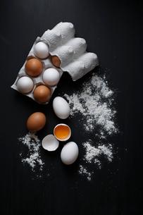 たまご料理イメージの写真素材 [FYI01411751]