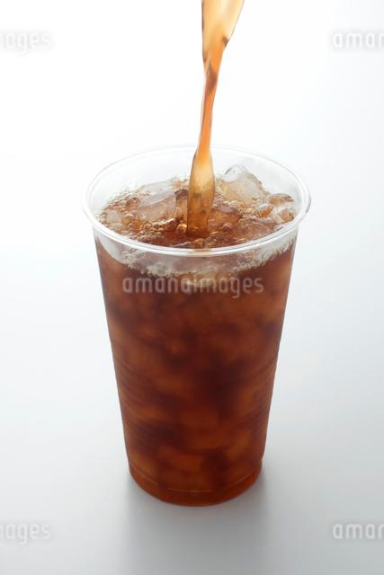 アイスコーヒーの写真素材 [FYI01412174]