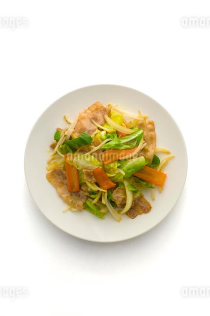 野菜炒めの写真素材 [FYI01412525]