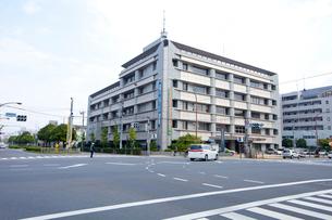 警視庁 綾瀬警察署の写真素材 [FYI01413305]