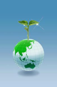地球環境イメージのイラスト素材 [FYI01413569]