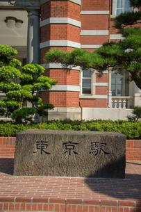 東京駅丸の内駅舎の写真素材 [FYI01413605]