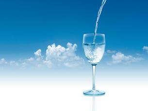 水の環境イメージの写真素材 [FYI01413655]