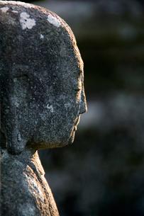 石仏の写真素材 [FYI01415369]