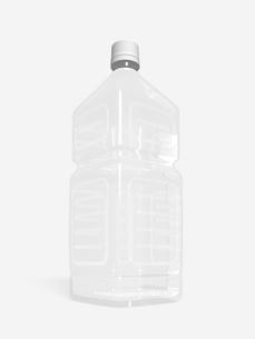 ペットボトルのモノクロイメージのイラスト素材 [FYI01415803]