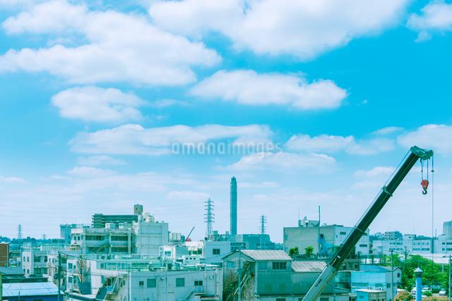 街並み俯瞰の写真素材 [FYI01417241]