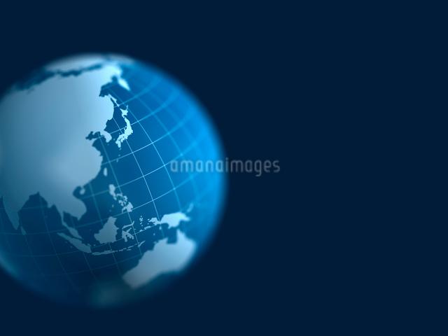 地球儀のイラスト素材 [FYI01417250]