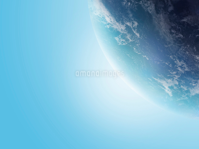 地球イメージのイラスト素材 [FYI01417673]