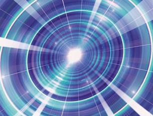 放射線イメージの写真素材 [FYI01417700]
