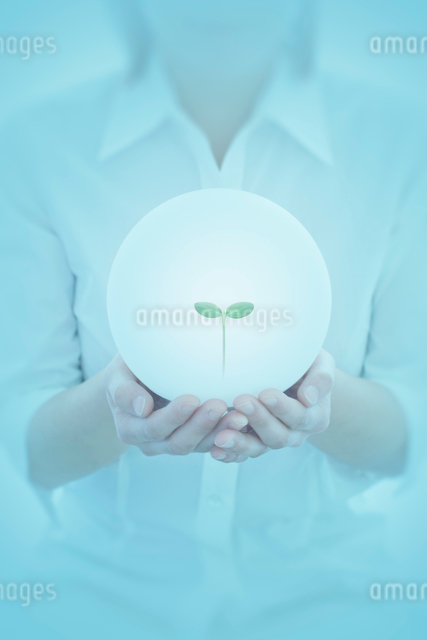 エコロジーイメージの写真素材 [FYI01417735]