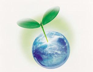地球イメージのイラスト素材 [FYI01417797]