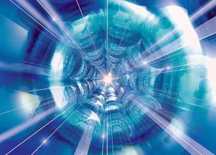 放射線イメージの写真素材 [FYI01417935]