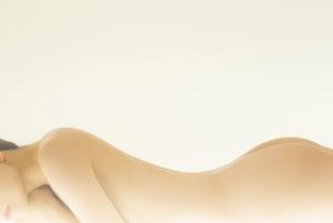 日本人女性のヌードの写真素材 [FYI01418030]