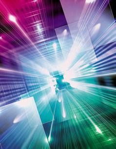 放射線イメージの写真素材 [FYI01418095]
