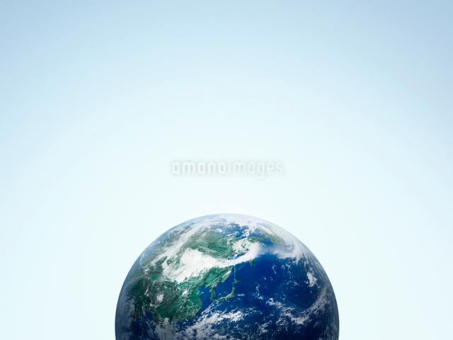 地球のイラスト素材 [FYI01418444]