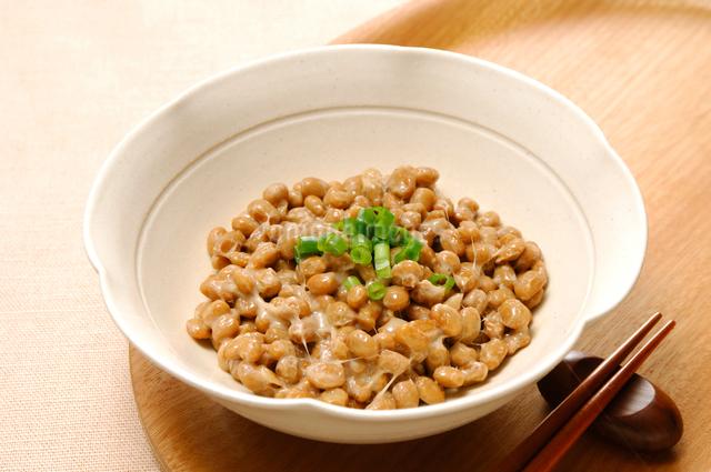 納豆の写真素材 [FYI01419029]