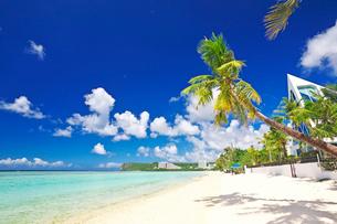 タモンビーチの写真素材 [FYI01419780]
