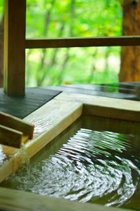温泉の写真素材 [FYI01420080]