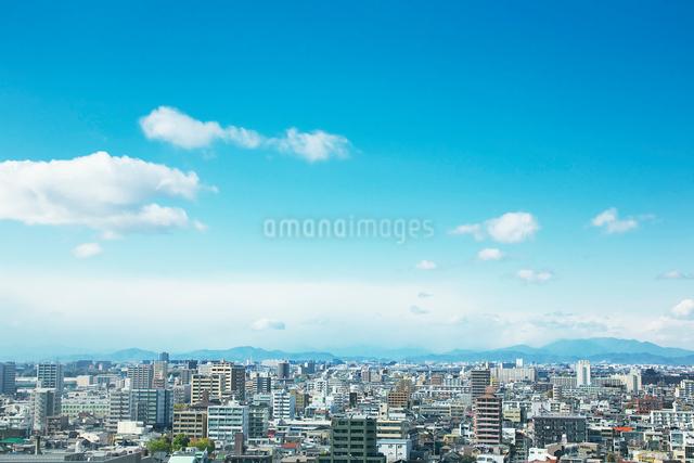 街並の写真素材 [FYI01420224]