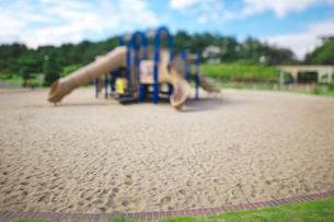公園の遊具の写真素材 [FYI01420300]
