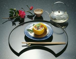 柚子釜の写真素材 [FYI01424759]