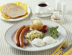 ドイツの朝食の写真素材 [FYI01424821]