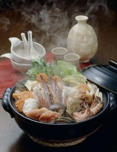 鍋のイメージの写真素材 [FYI01424892]