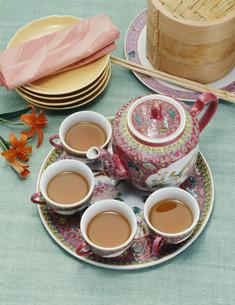 ジャスミン茶の写真素材 [FYI01424940]