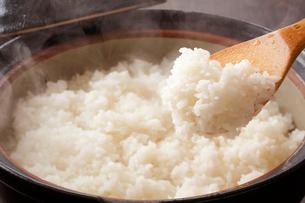 炊きたてのご飯の写真素材 [FYI01425246]