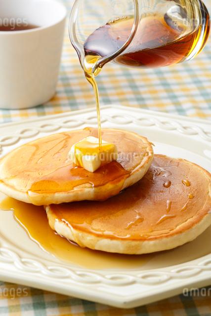 パンケーキの写真素材 [FYI01425462]