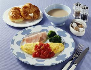 フランスの朝食の写真素材 [FYI01425554]