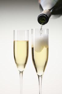 シャンパンの写真素材 [FYI01425579]