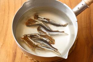 あご・煮干し・出汁の写真素材 [FYI01425924]