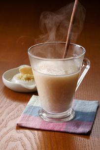 甘酒(米麹)の写真素材 [FYI01425952]