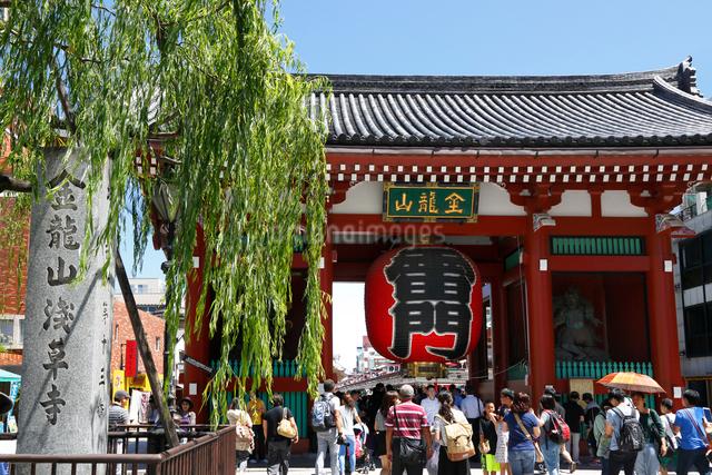 浅草寺・浅草・東京の写真素材 [FYI01425988]