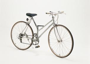 折りたたみ式自転車の写真素材 [FYI01426066]