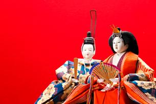 おひな様・ひな祭りの写真素材 [FYI01426190]