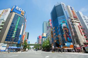 東京・秋葉原の写真素材 [FYI01426267]