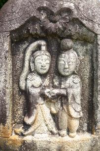 道祖神の写真素材 [FYI01426285]