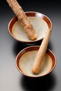 すり鉢の写真素材 [FYI01427135]
