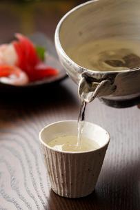 日本酒の写真素材 [FYI01427165]