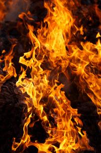 炎・火の写真素材 [FYI01427452]
