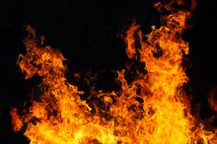炎・火の写真素材 [FYI01427484]