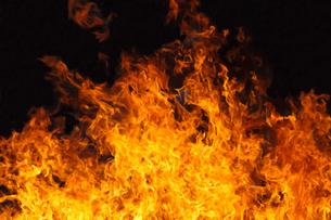 炎・火の写真素材 [FYI01427500]
