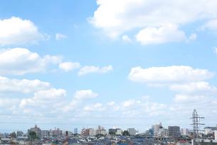 柔らかな空の写真素材 [FYI01427797]