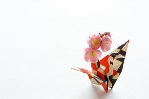 折り鶴の写真素材 [FYI01429730]