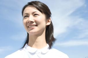 笑顔の看護師の写真素材 [FYI01434251]