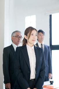 ビジネスチームの写真素材 [FYI01436625]